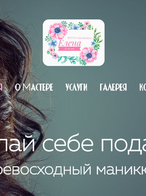 Elenavlasova website image